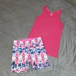 3/$18 Girls 10/12 summer outfit